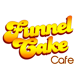 Funnel Cake Cafe Logo