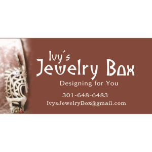 Ivy's Jewelry Box Logo