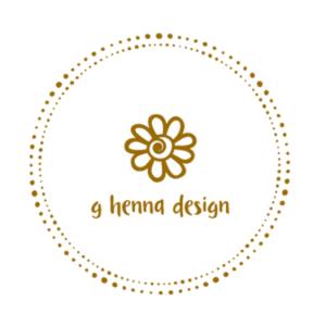 A Henna Design